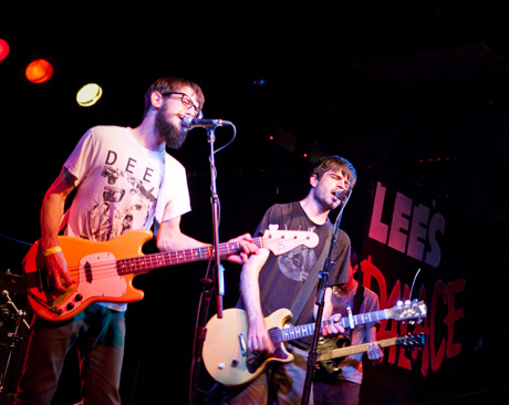Titus Andronicus - Lee's Palace, Toronto, ON, November 27