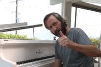 Tom Green Says He's Recording a New Album in His Van