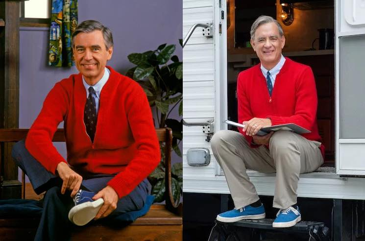 Tom Hanks Is Apparently Related To Mr Rogers