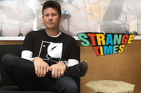 Tom DeLonge's 'Strange Times' Graphic Novel Is Becoming a TV Series at TBS