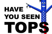 TOPS Take 'Picture You Staring' on 2015 North American Tour
