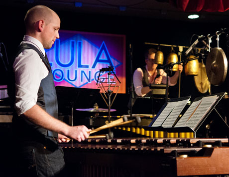 TorQ Percussion QuartetLula Lounge, Toronto, ON, November 11