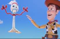 Meet Forky in the 'Toy Story 4' Teaser Trailer
