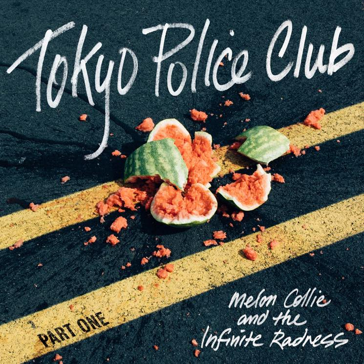 Tokyo Police Club Melon Collie and the Infinite Radness (Part 1)
