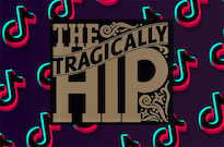 The Tragically Hip Have Officially Joined TikTok