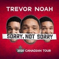 Trevor Noah Maps Out 2020 Canadian Tour