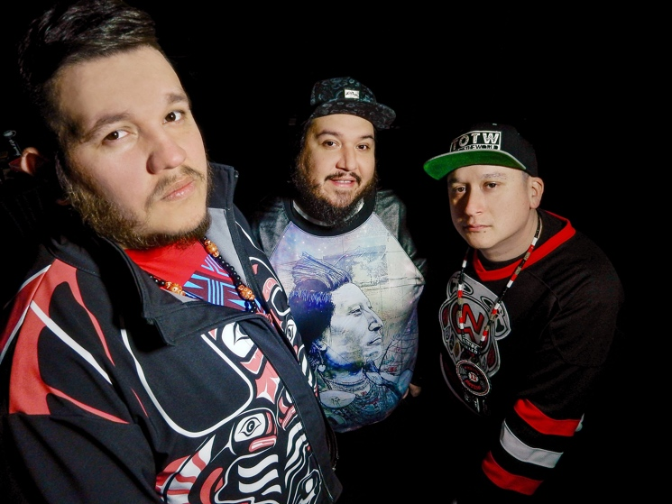 A Tribe Called Red Announce Tour of First Nations Reserves