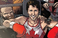 Justin Trudeau Teams Up with Marvel for New Comic