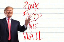 Roger Waters Wants to Protest Trump's Wall with 'The Wall'
