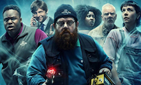 Here's Another Sneak Peek at Simon Pegg and Nick Frost's New Series 'Truth Seekers'