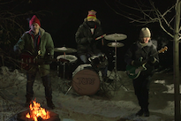 TUNS Bundle Up for February Weather in New 'We Stand United' Video