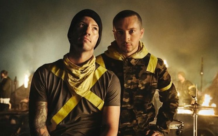 Thanks to the Raptors, Twenty One Pilots Had to Cancel a Toronto Show