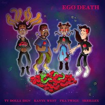 "Ty Dolla $ign, Kanye West, FKA twigs and Skrillex Join Forces for ""Ego Death"""