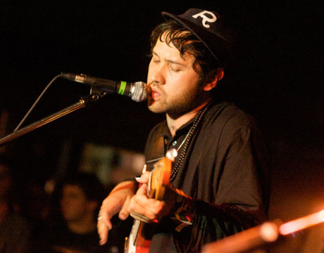 Unknown Mortal Orchestra / FoxygenMedia Club, Vancouver, BC, March 23