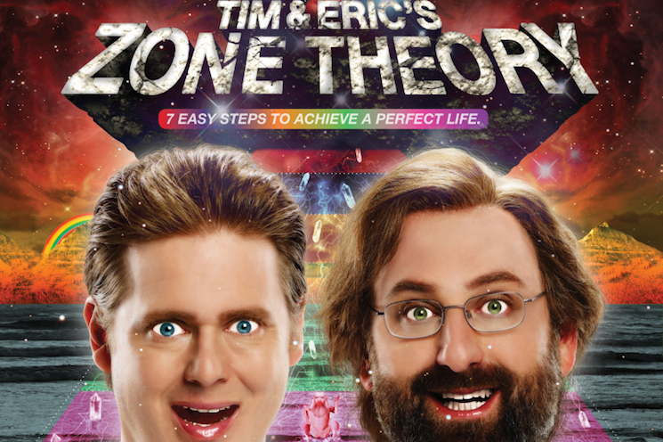 Tim and Eric Start a Cult with 'Zone Theory' Belief System and Book