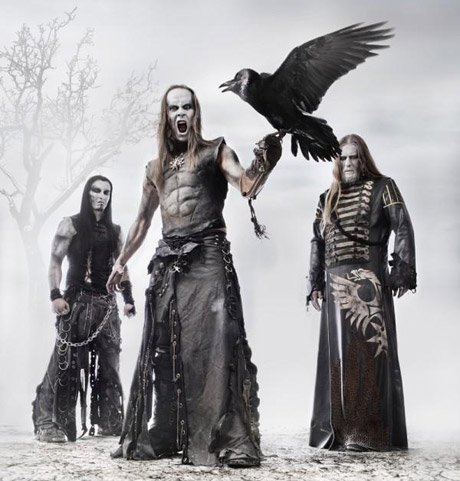 Behemoth's Nergal Formally Charged for Insulting Roman Catholics and Destroying Bibles