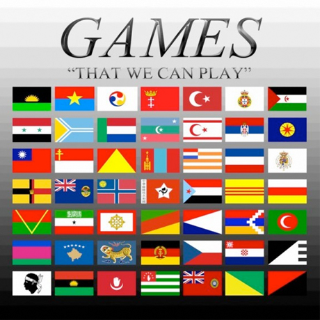 Games<i>That We Can Play</i>