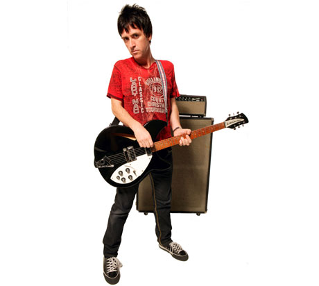 Johnny Marr Hits Toronto on World Tour