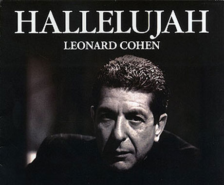 leonard cohens work and his song hallelujah For a 1995 leonard cohen tribute collection called tower of song, u2's lead singer bono took advantage of the opportunity to record one of his favorite then-underappreciated cohen compositions .