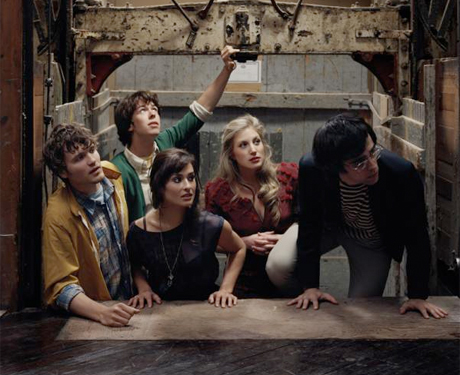 Ra Ra Riot Announce Canadian Fall Tour