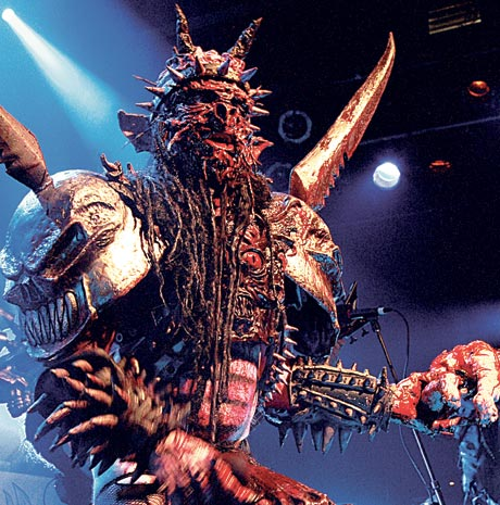Gwar's <b>Oderous Urungus</b>The Exclaim! Questionnaire