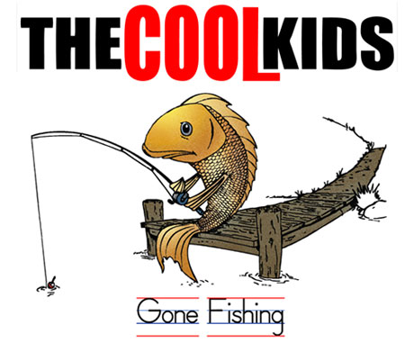 Cool Kids Go <i>Fishing</i> On New Mixtape