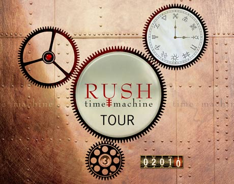 Rush Ready 'Time Machine 2011: Live in Cleveland'