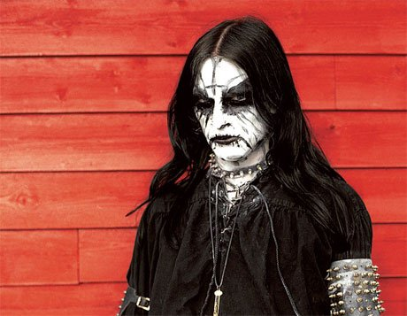 learn how to apply your corpse paint properly