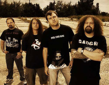 Napalm Death\'s Mark \