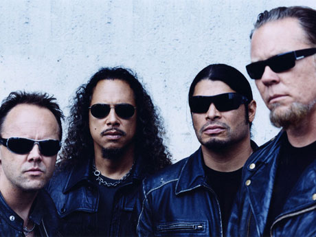 Metallica Plot Massive North American Tour with the Sword