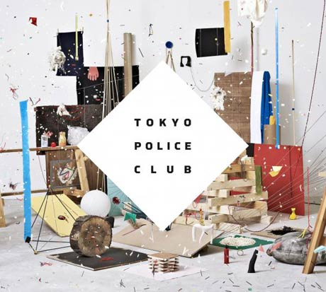 Tokyo Police Club Ink Canadian Deal with Dine Alone