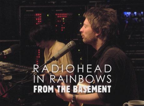 radiohead release live version of in rainbows through itunes