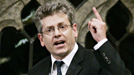 Charlie Angus - MP Timmins James Bay