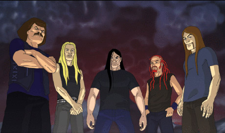 \'Metalocalypse\' to Premiere New Rock Opera This Fall