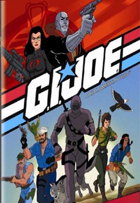 Gi Joe Animated Movie