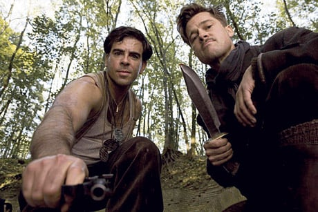 Inglourious Basterds - Directed by Quentin Tarantino
