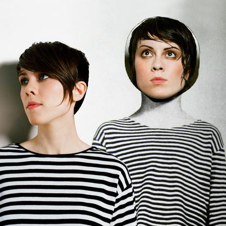 Listen to Tegan and Sara's New