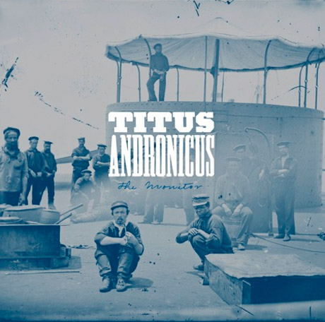 Titus Andronicus Enlist Hold Steady's Craig Finn and Vivian Girls' Cassie Ramone for Civil War-Themed LP