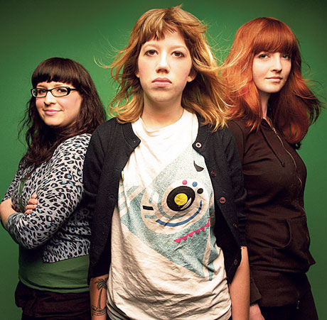 The Rise and Rise of <b>Vivian Girls</b>