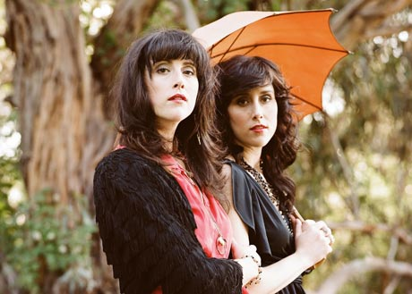 The Watson Twins Announce Sophomore Album