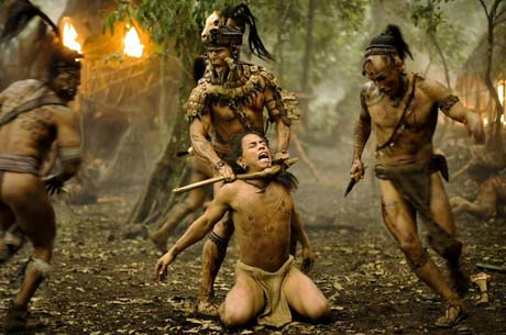 Image result for apocalypto poster