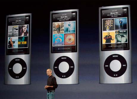 Apple Unveils iTunes LP, iTunes 9 and New iPods, but Nothing About Beatles