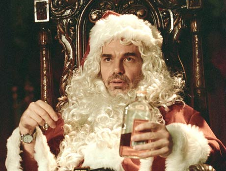 Bad Santa - Directed by Terry Zwigoff