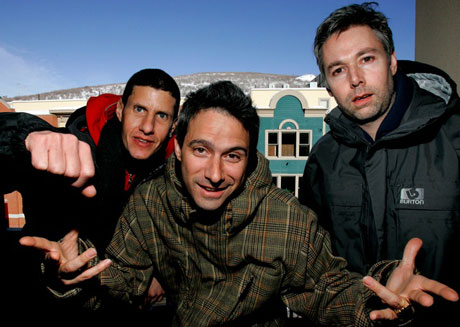 "Beastie Boys""The New Style"" (unaired 'Chappelle's Show' performance)"