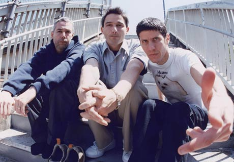 Beastie Boys - More Rhymes Than Grey Hairs