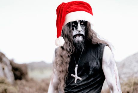 s top five christmas gifts for that special black metal someone - Death Metal Christmas
