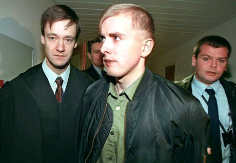 Notorious Black Metaller Burzum (aka Varg Vikernes) Released From Prison