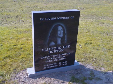 Five Reasons Metallica's Cliff Burton Had to Pass On