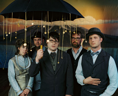 The Decemberists Reveal New Album Details