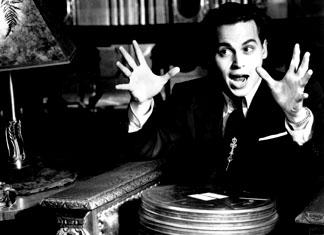 Ed Wood - Directed by Tim Burton